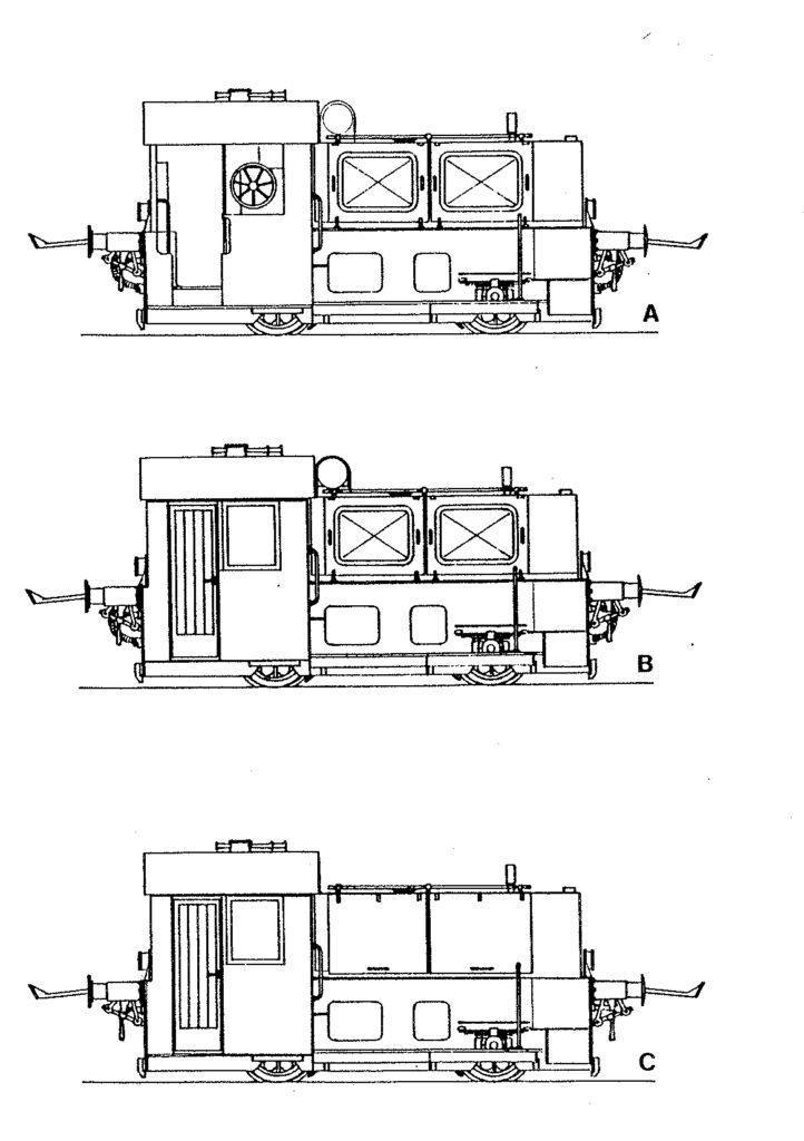 Bauanleitung Gerard Köf II 1/87 – Seite 2