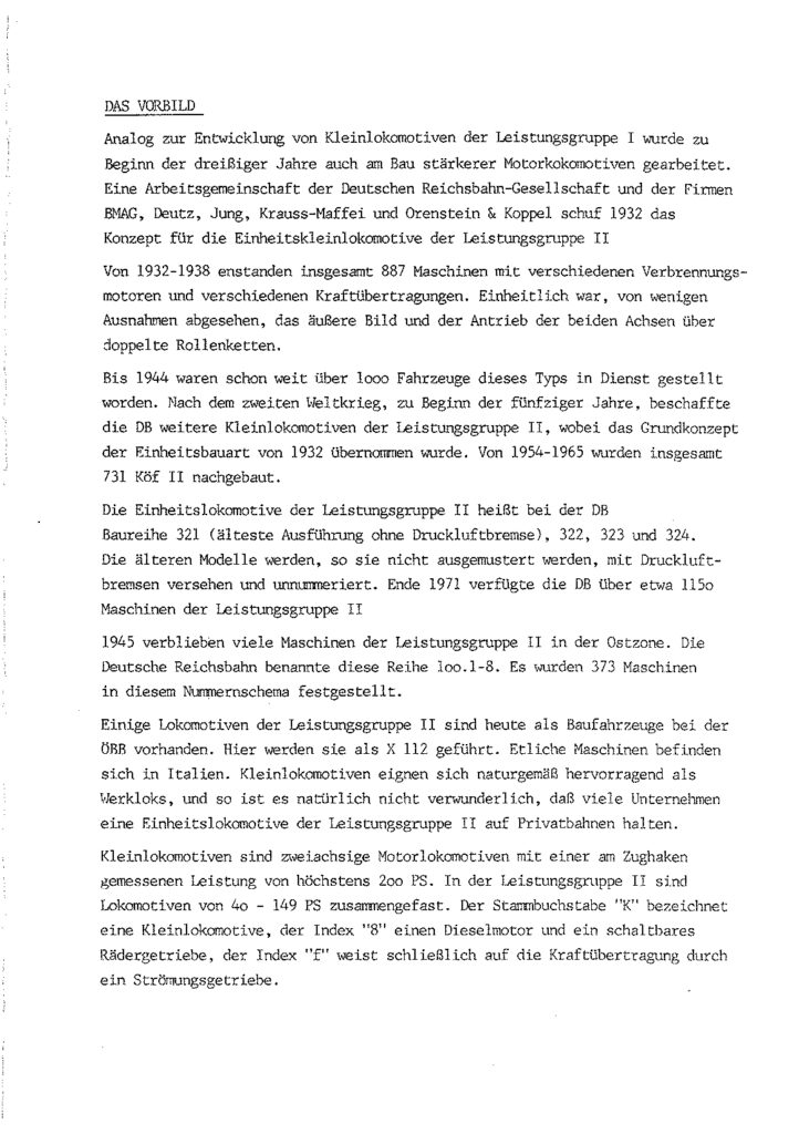 Bauanleitung Gerard Köf II 1/87 – Seite 3