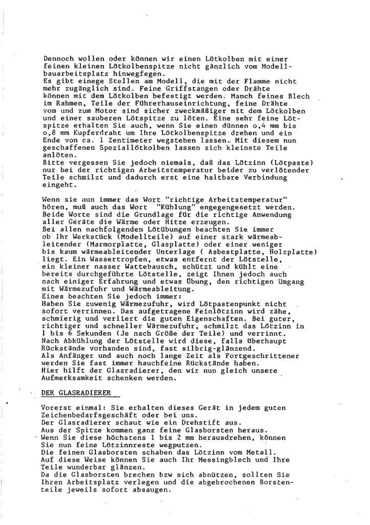 Bauanleitung Gerard Köf II 1/87 – Seite 12