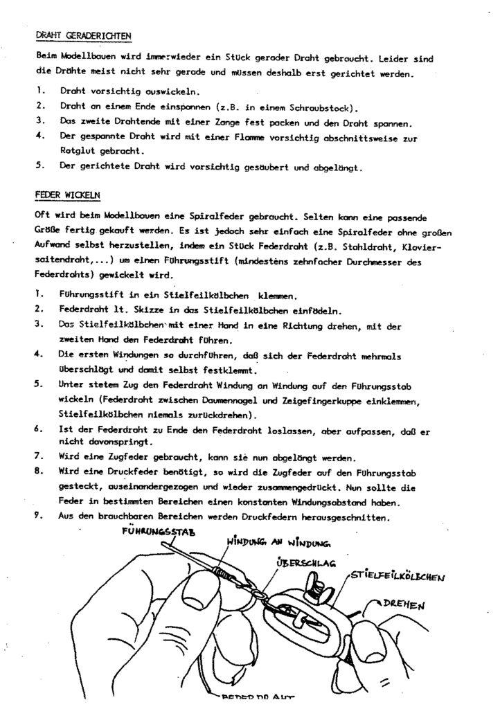 Bauanleitung Gerard Köf II 1/87 – Seite 20