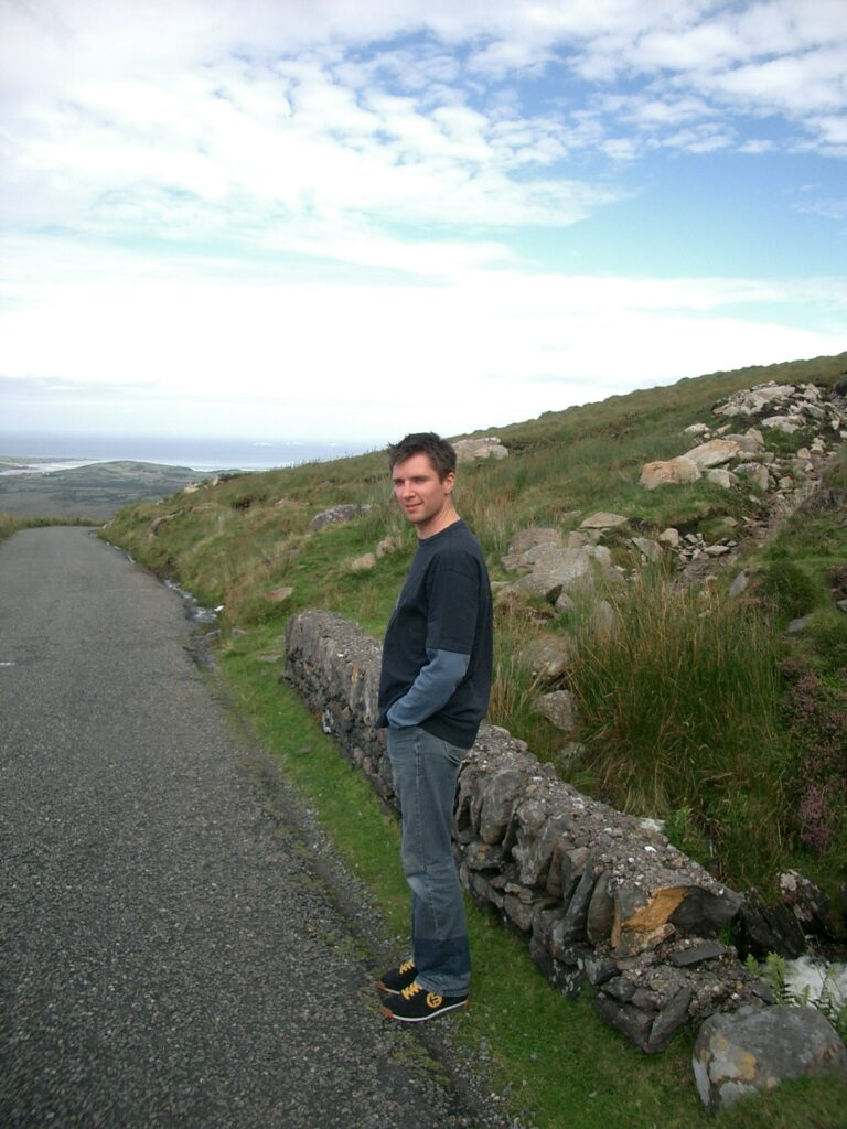 ich in Dingle