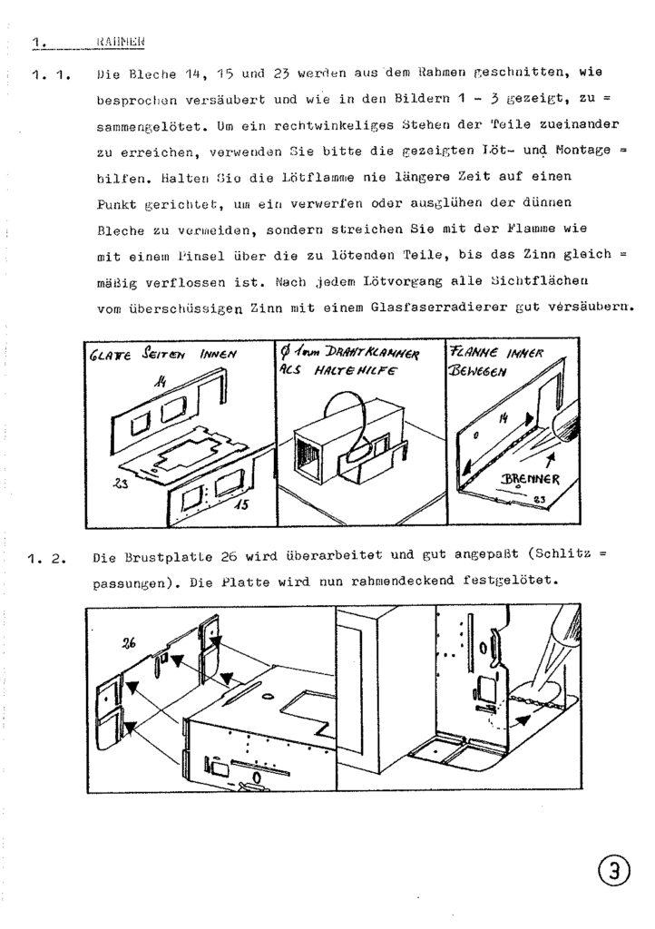 Bauanleitung Gerard Köf II 1/87 – Seite 23