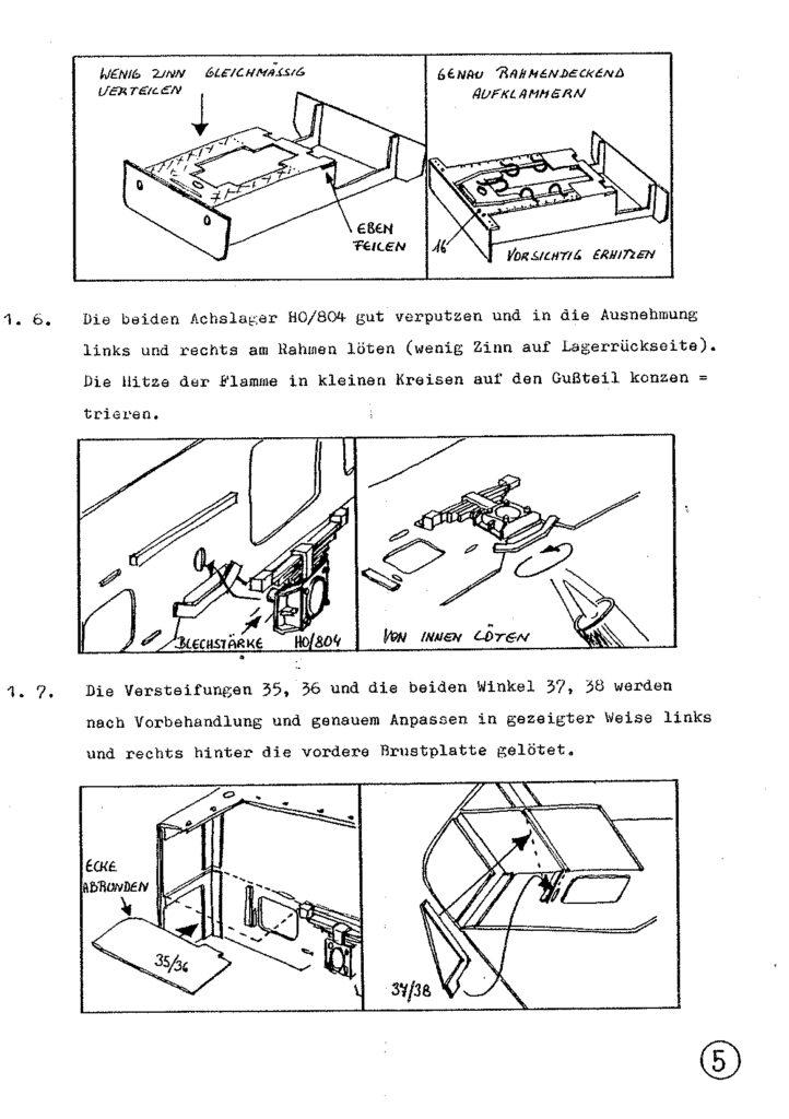 Bauanleitung Gerard Köf II 1/87 – Seite 25