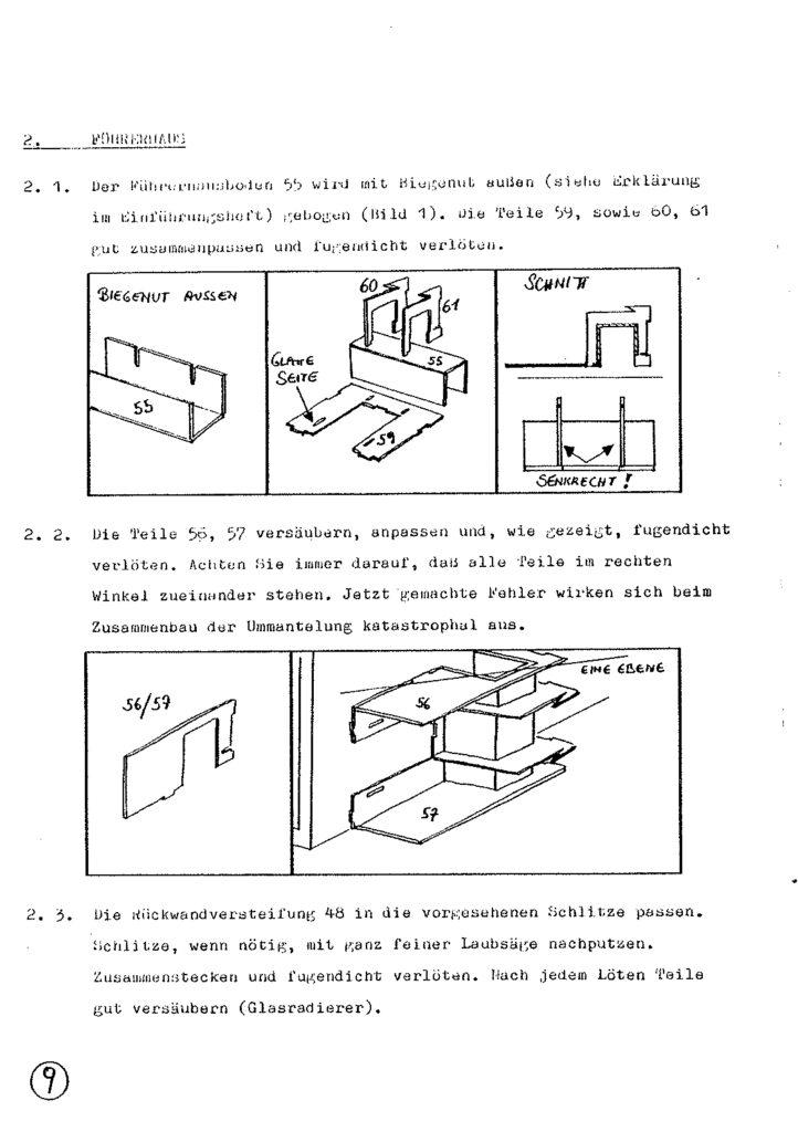 Bauanleitung Gerard Köf II 1/87 – Seite 29