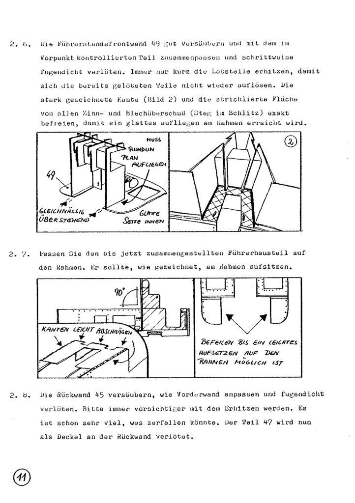 Bauanleitung Gerard Köf II 1/87 – Seite 31