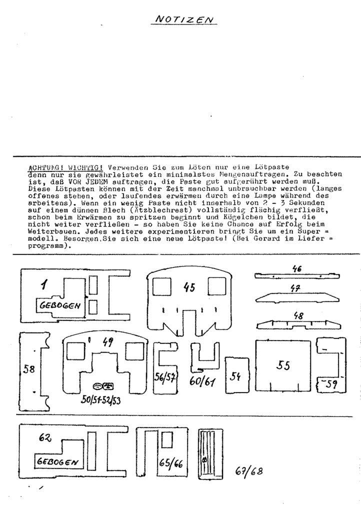 Bauanleitung Gerard Köf II 1/87 – Seite 35