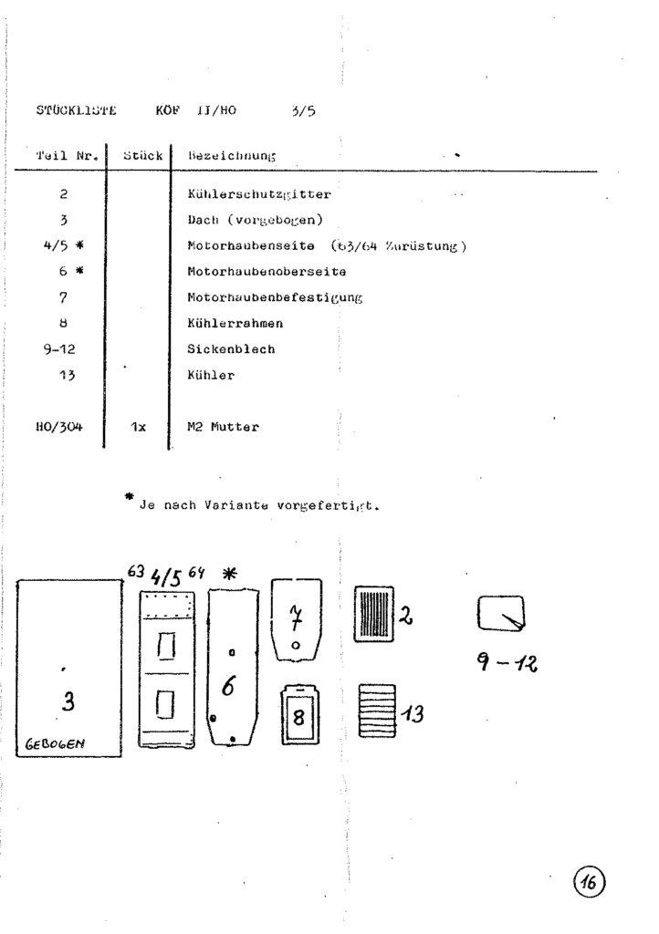 Bauanleitung Gerard Köf II 1/87 – Seite 36