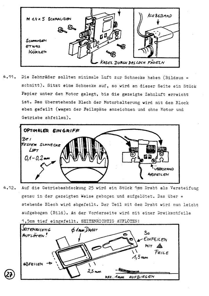 Bauanleitung Gerard Köf II 1/87 – Seite 47