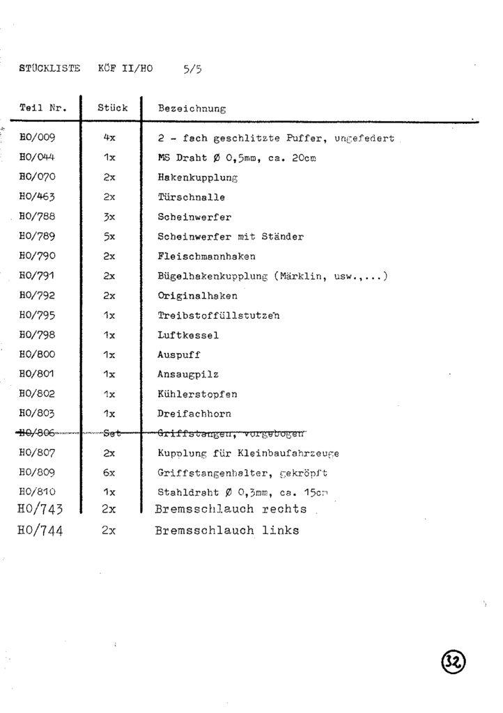 Bauanleitung Gerard Köf II 1/87 – Seite 52