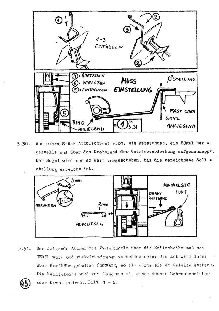 Bauanleitung Gerard Köf II 1/87 – Seite 65