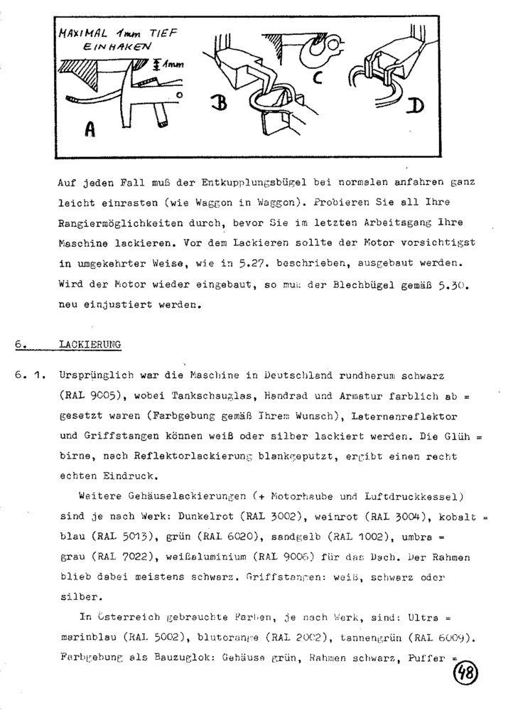 Bauanleitung Gerard Köf II 1/87 – Seite 68