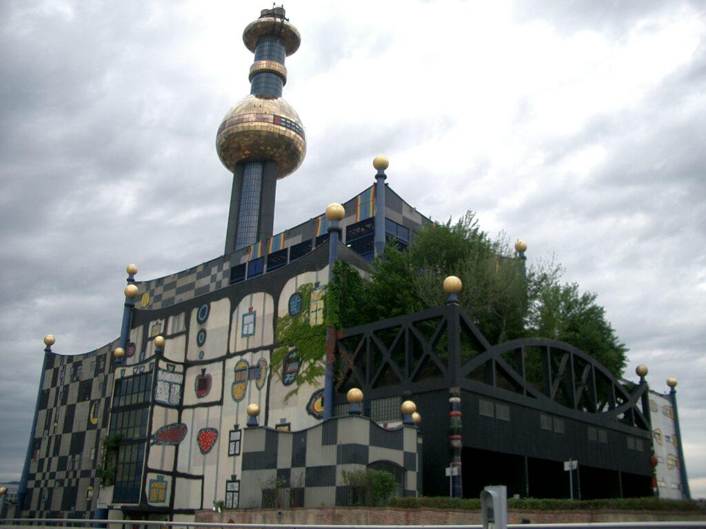 Heizkraftwerk Wien